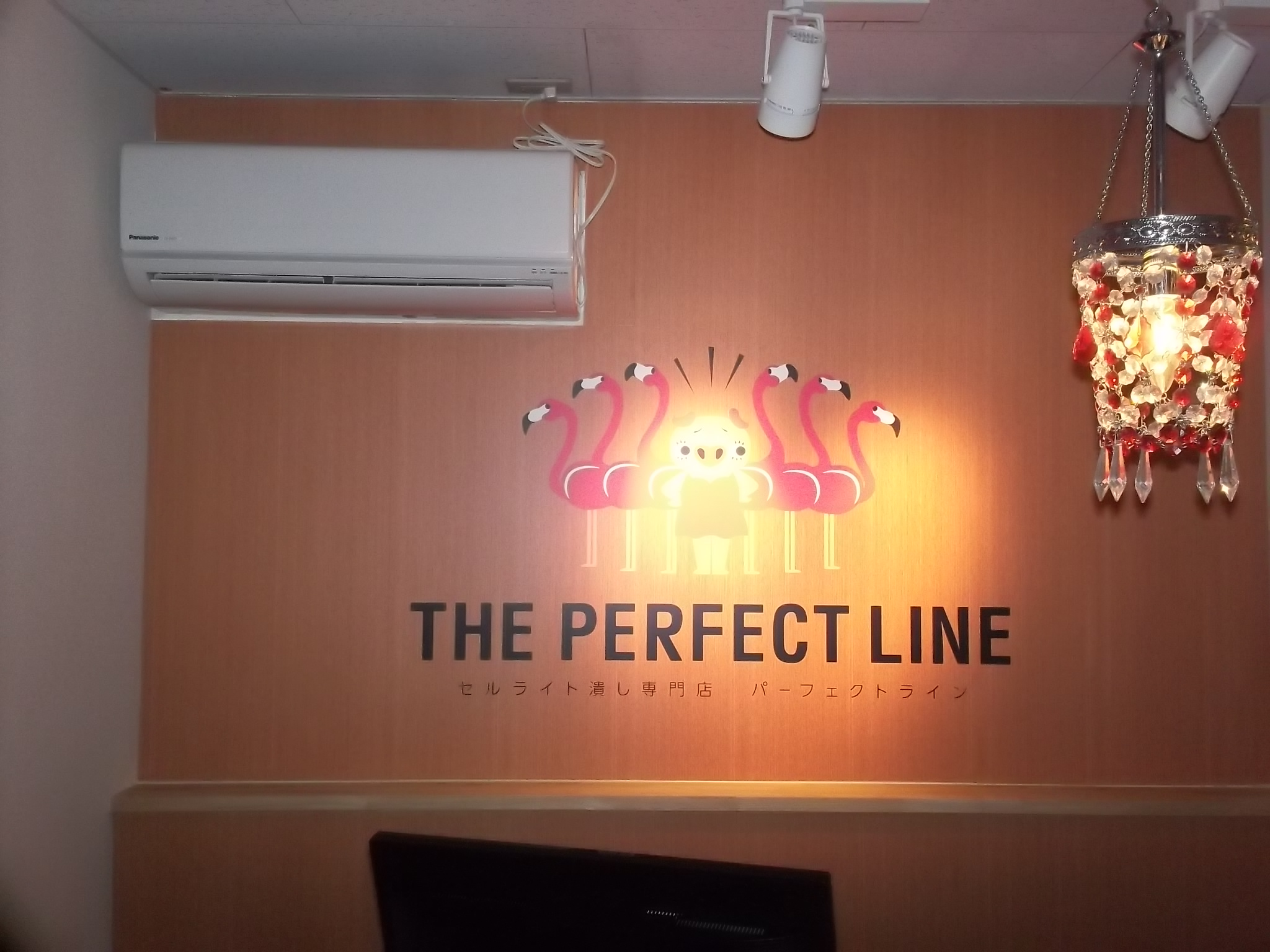 THE PERFECT LINE様